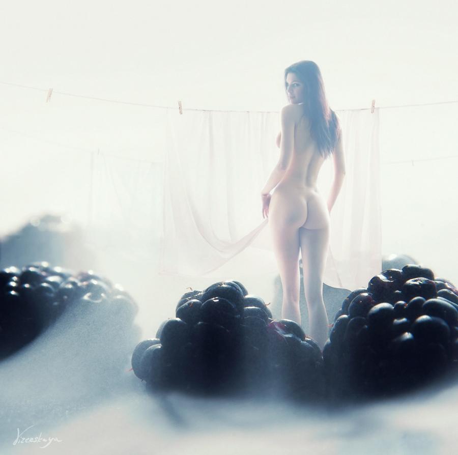 华丽奇幻的人体摄影