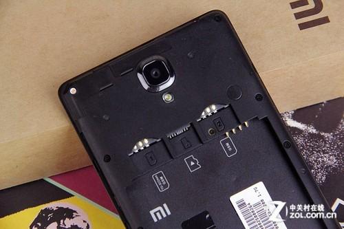 另外红米note也具备双麦克风降噪,这也是目前智能手机的标准配备.