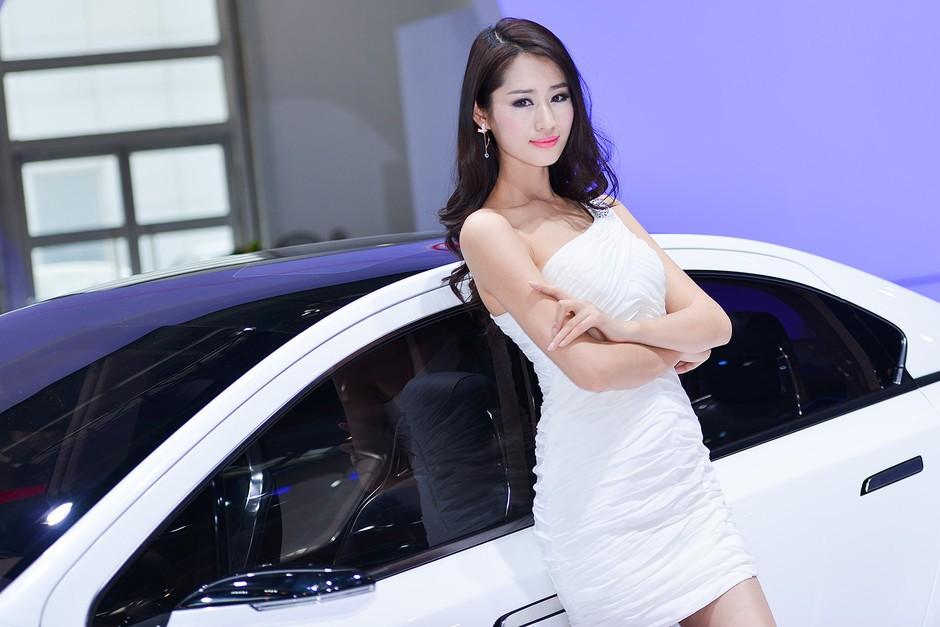 北京车展靓丽模特合集3 2014第十三届北京车