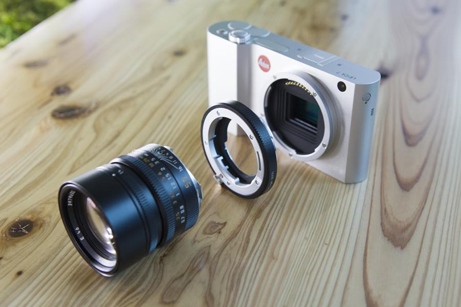 徕卡t无反相机新品-手动打磨轻薄新单电