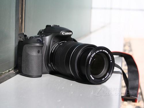 搭配全能镜头 佳能60D套机现售9769元
