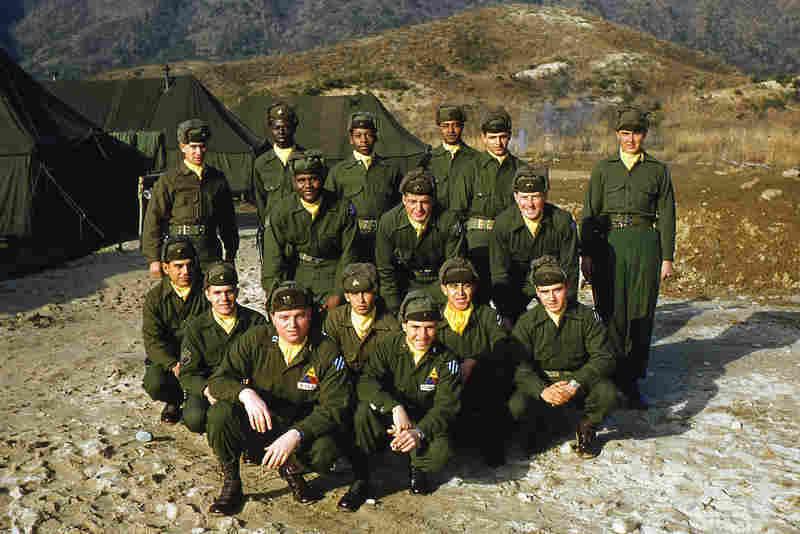 最新解密:外媒曝光朝鲜战争彩色照片 组图