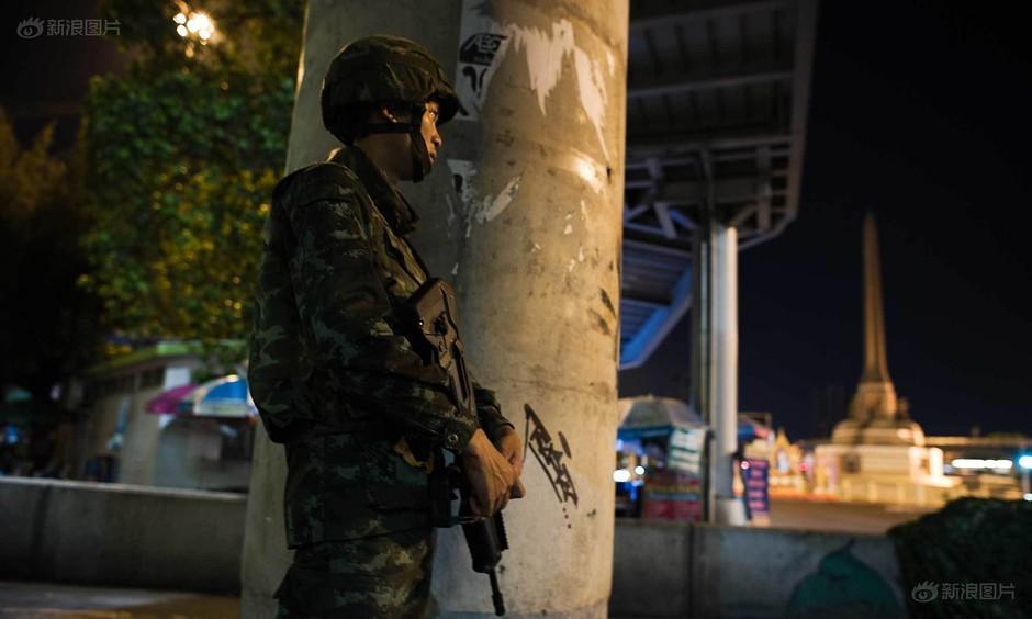 静静的泰国 宵禁之后的泰国晚上什么样 组图