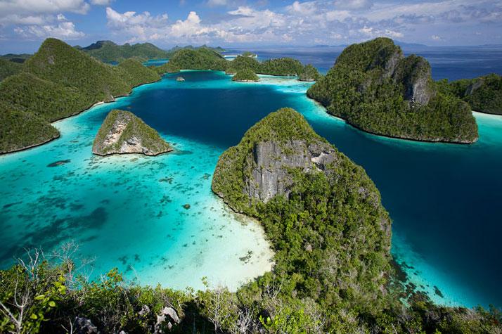 拉贾安帕群岛,印尼巴布亚
