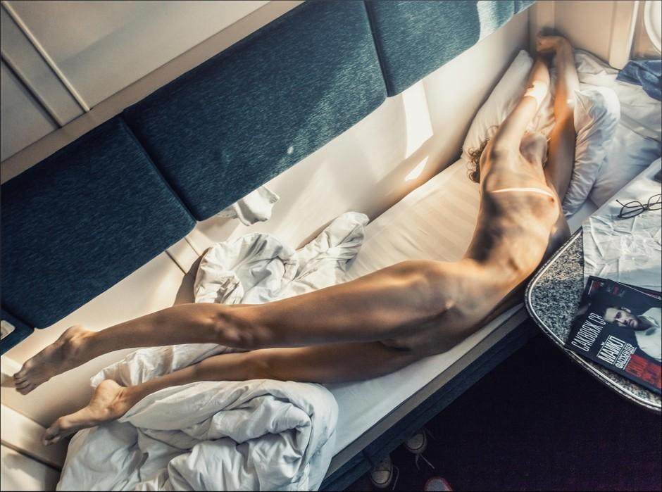 暗欲流动:女身体的极致