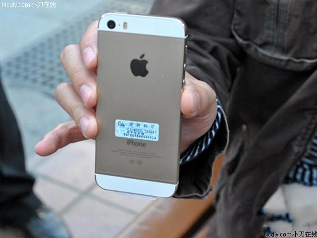 日版手机iPhone5S保修1年仅售3499元-苹果i有金苹果哪儿图片