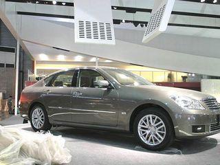 日产 风雅 350 豪华版 进口汽车高清图片