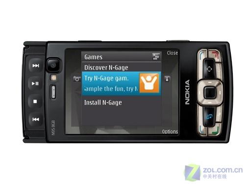 佰尺竿头更进壹父亲步 诺言基亚N95 8GB颁布匹