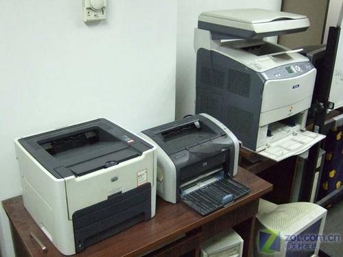 辦公室連接共享的打印機,搜不到該打印機