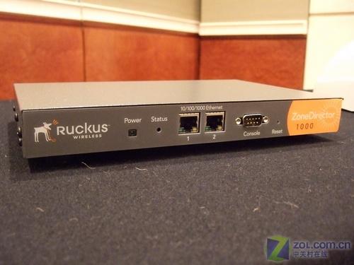 Ruckus Wireless发布企业无线解决方案