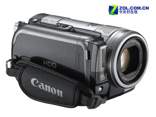 硬盘高清摄像机 佳能HG10