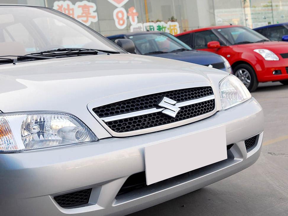 安铃木 羚羊 新 1.3 标准型图库 长安铃木国产汽车图片资料 高清图片