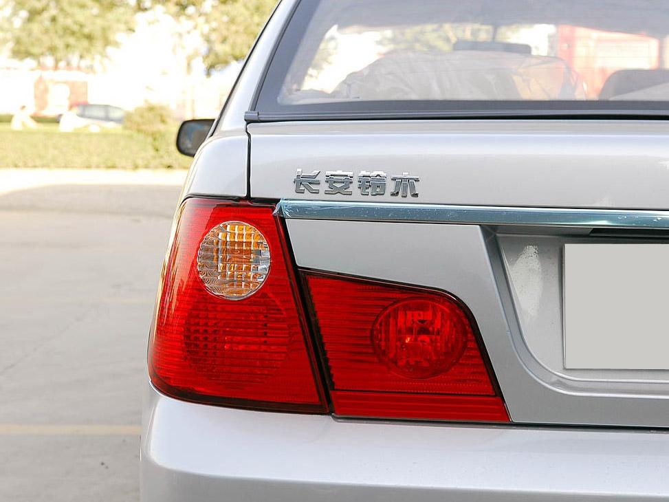 木 羚羊 新 1.3 标准型清晰大图片 长安铃木国产汽车产品图 高清图片
