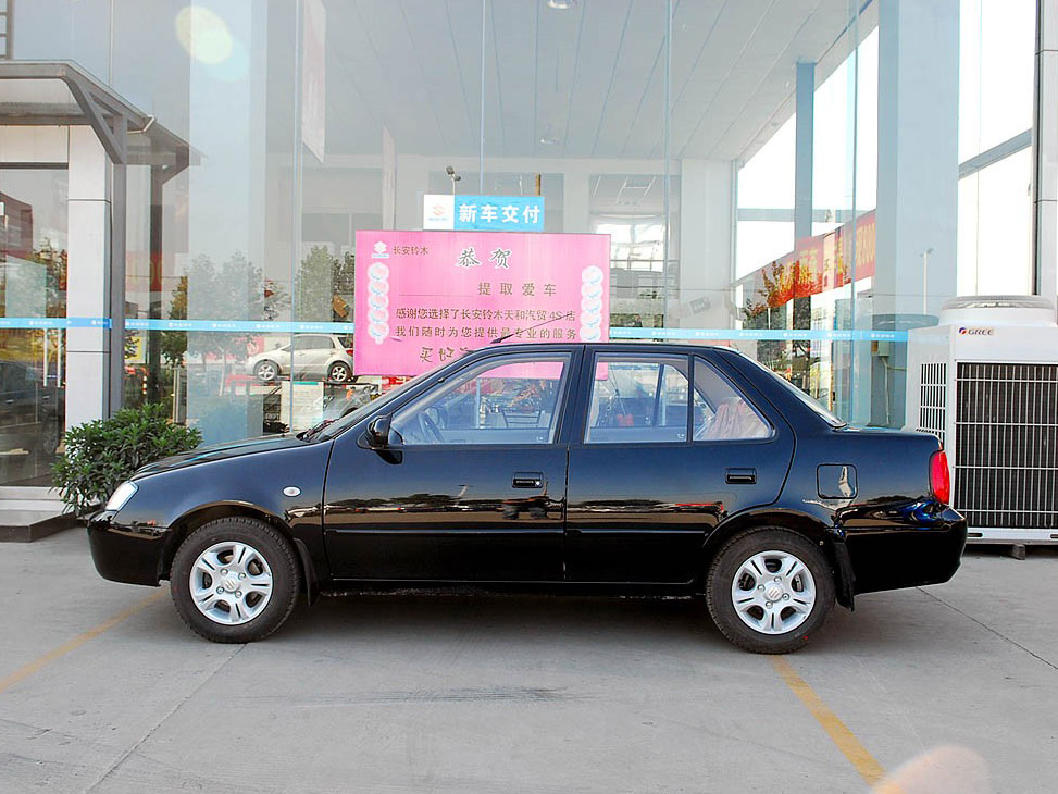 下载 长安铃木 羚羊 新 1.3 舒适型图 长安铃木国产汽车组图 高清图片