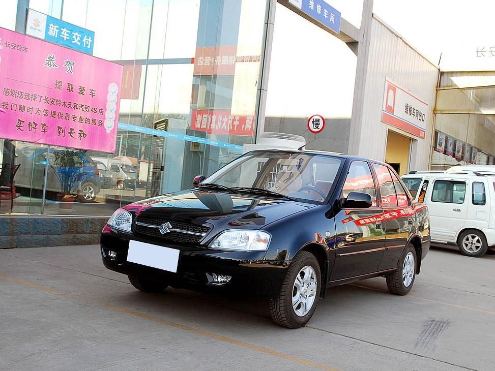 安铃木 羚羊 新 1.3 舒适型组图 长安铃木国产汽车清晰图片 高清图片