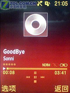 ...手机   所支持的mp3音乐后台播放功能g600也具备.不过该机...