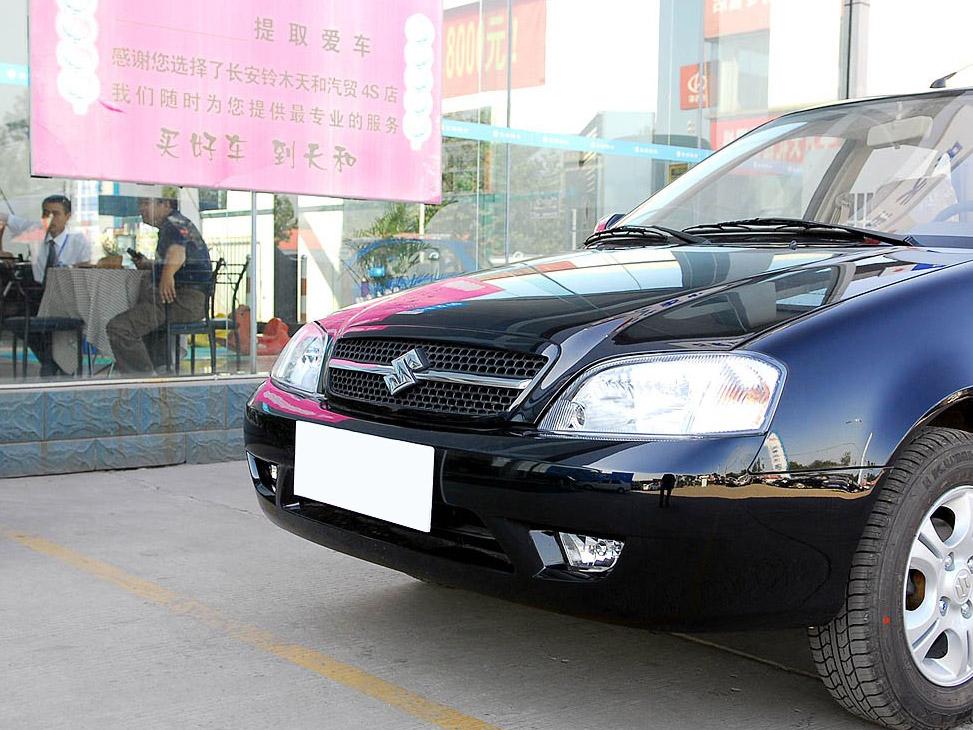 羚羊 新 1.3 舒适型酷图欣赏 长安铃木国产汽车清晰大图片 高清图片