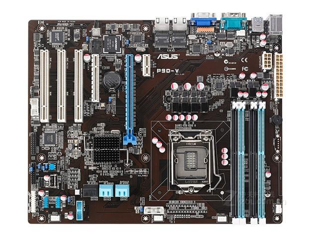 成都华硕P9D 服务器主流主板报1150