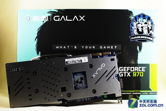 完美游戏利器 影驰GTX970黑将全新到货