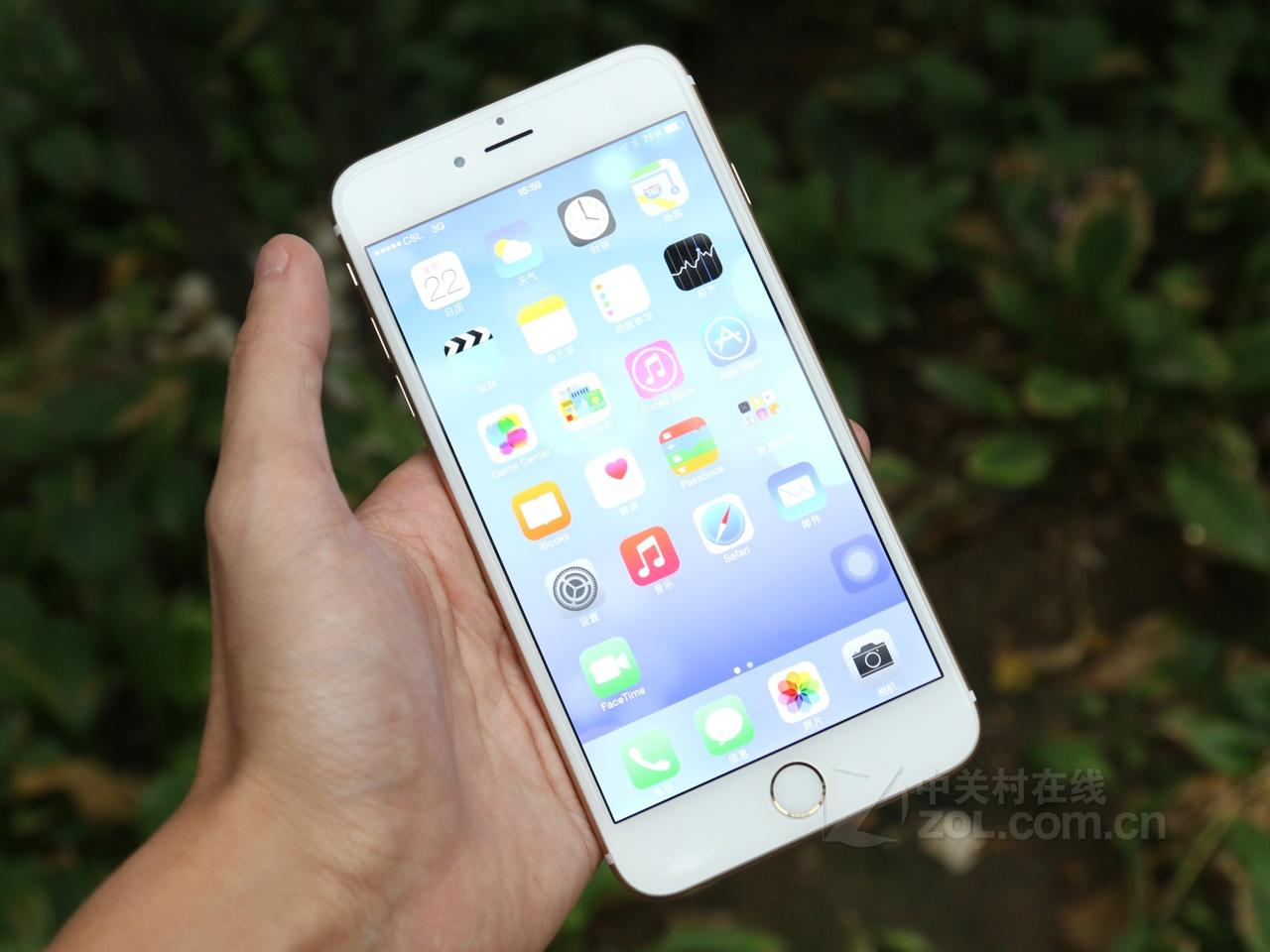 iphone 6 plus(全网通)图片