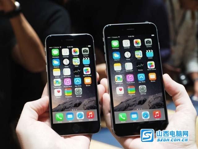 大屏手机v大屏太原iPhone6a大屏预定中-苹果iP顶级苹果买卖图片