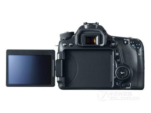 帅气舒适相机 长春佳能70d套机7100元