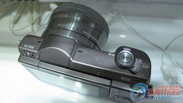 完美轻松拍摄 索尼A5100昆明报价3980