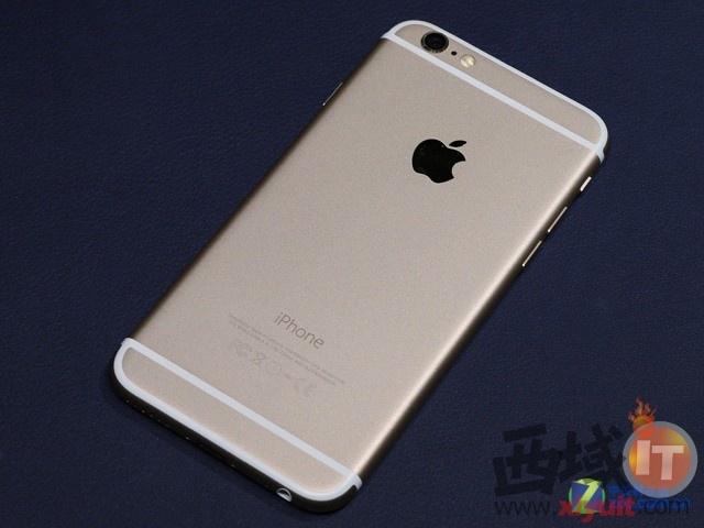 图为:iphone6 背面图片