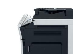 自在办公体验升级 柯尼卡美能达新品发布