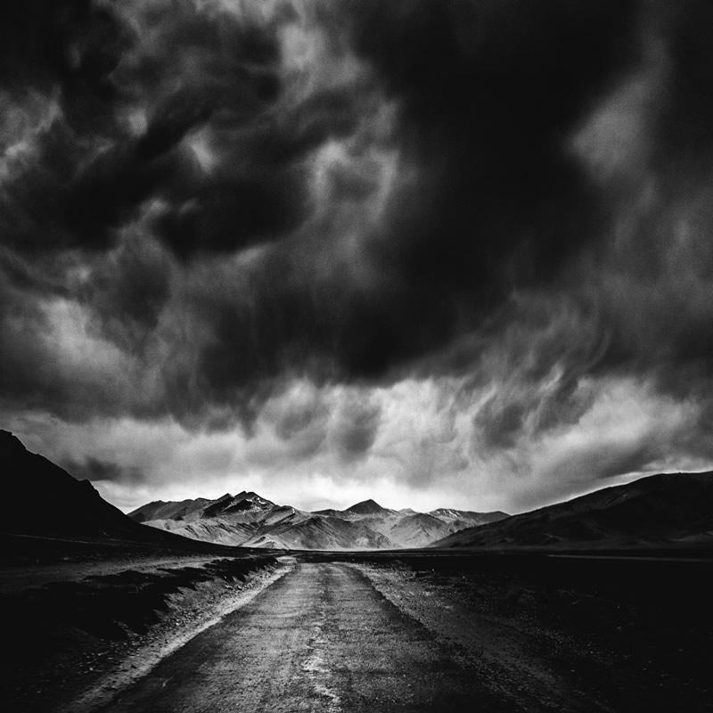 roy:印度黑白摄影大师风光片