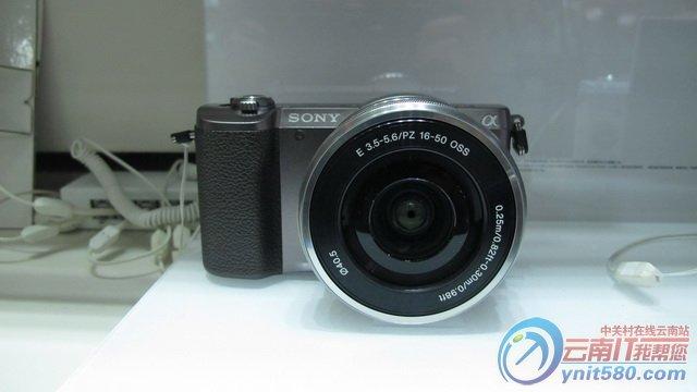 轻松精彩拍摄 索尼A5100昆明报价3499