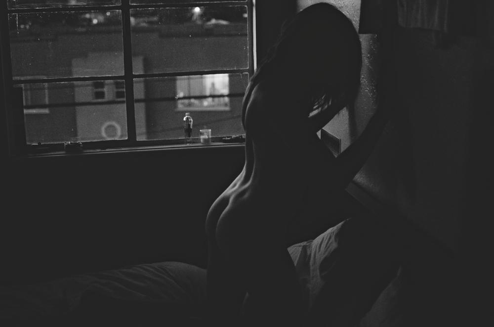 私密空间的性感与慵懒