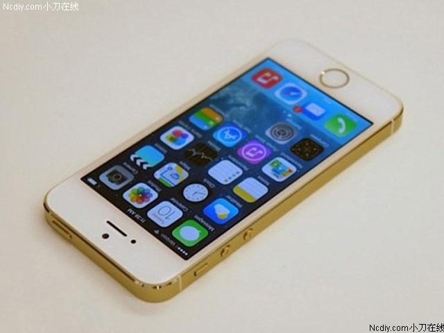 苹果iphone 5s 港行三色都仅售3600元 高清图片