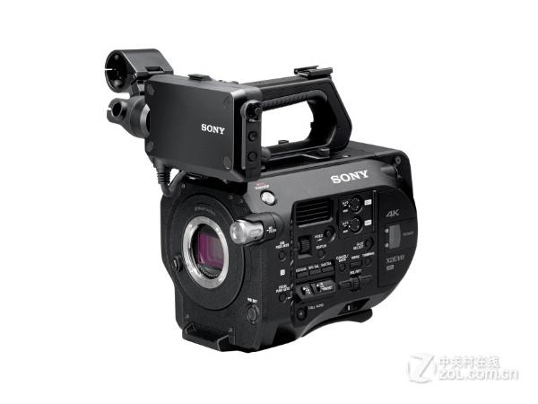 4k全高清摄录 索尼fs7成都亿路特限量促销仅售51000