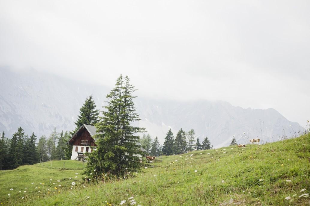 宁静以致远 学习拍摄清新感的淡雅风光