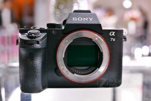 拍摄效果不错 索尼A7M2单机西安9200元
