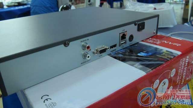 昆明海康威视7804n网络硬盘录像机促