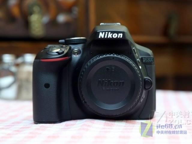 精致超值拍照 尼康D5300仅售价4980元图片