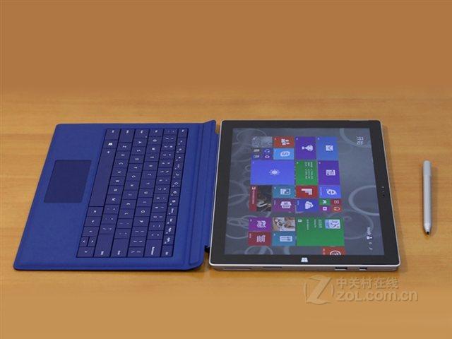 微软surface pro3超薄轻盈哈尔滨4680