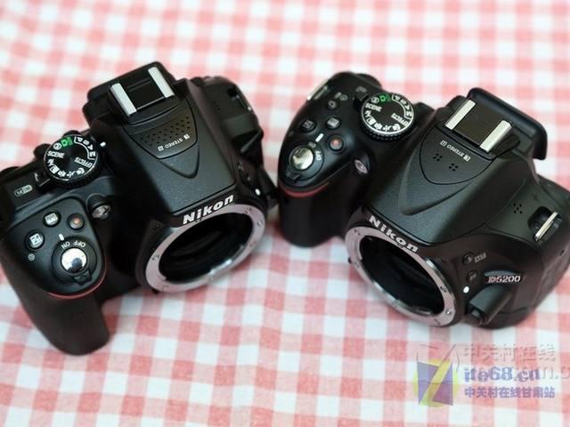 综合强劲技术 尼康D5300仅售价5148元图片