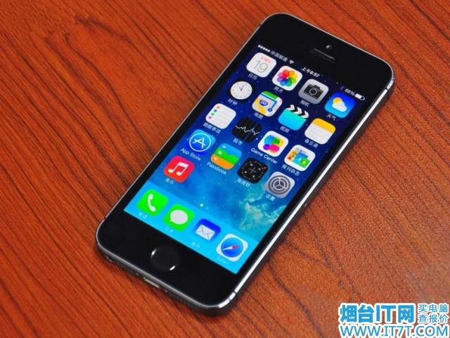 寒假热销烟台黑色iPhone5s笔记3799元-苹果苹果客户安卓下载图片