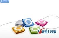 舒服的数码味 苹果iPod shuffle 4促销