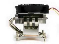 百元级最超值选择   Tt DuCool双核热管散热器