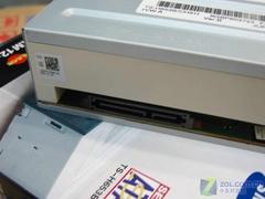 真正20速DVD刻录!三星H653B送RAM盘