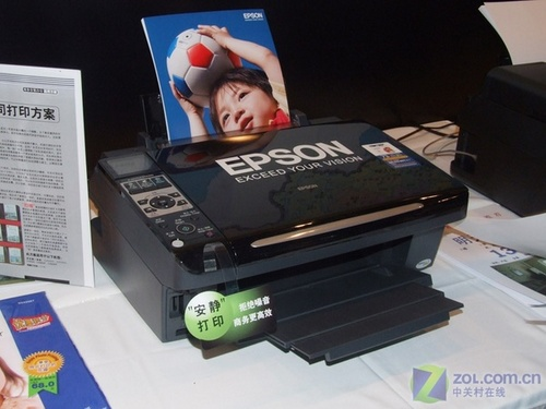 君临天下 评三大品牌商务喷墨打印机