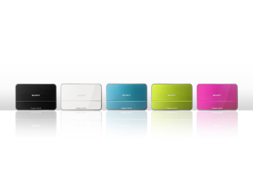 Sony T2 has five body colors. .