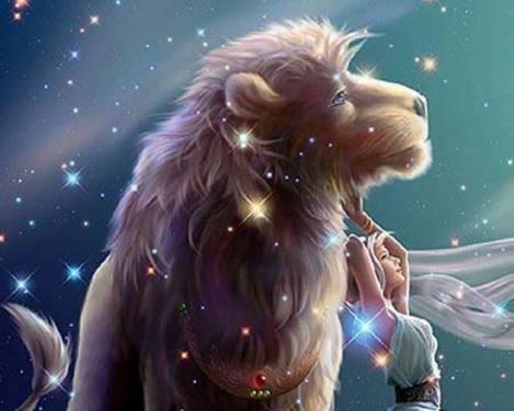 第二名 狮子座 我的星空我闪耀 蓝色妖姬星座故事 狮子座