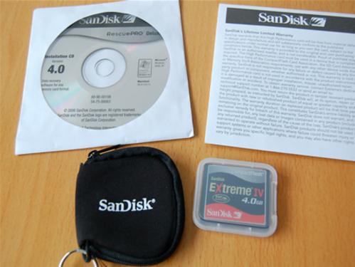 有容乃大 SanDisk 高速卡领航存储业界