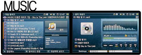 韩国新一代PMP机王 COWON A3实机全接触