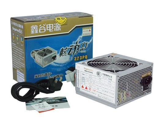鑫谷 核动力323pq清晰图片 鑫谷 核动力323pq图片资料 鑫高清图片